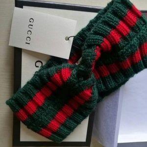 Gucci Knit Headband